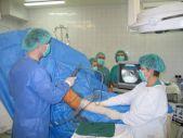 Peties artroskopija