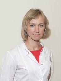Irena Jermolajevienė - ginekologė Klaipėdoje